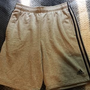 adidas Shorts - Adidas fleece shorts